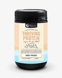Nutra Organics Thriving Protein - Cacao Chocolate (450g) image