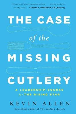 Case of the Missing Cutlery by Kevin Allen image