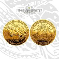 Monster Hunter - Collectable Gold Coin image