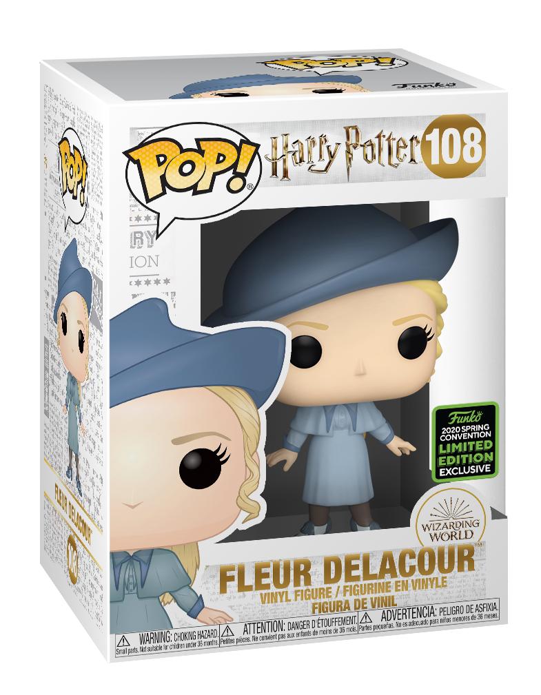 Harry Potter: Fleur Delacour (Beauxbaton Outfit) - Pop! Vinyl Figure image