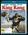 King Kong on Blu-ray