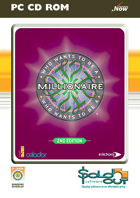 Who wants to be a Millionaire: 2nd Edition for PC Games image