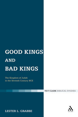 Good Kings and Bad Kings by Lester L Grabbe image