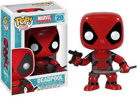 Marvel Deadpool Pop! Vinyl Bobble Head Figure
