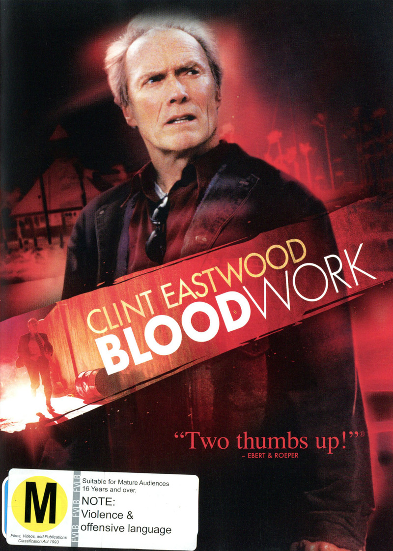Blood Work on DVD image