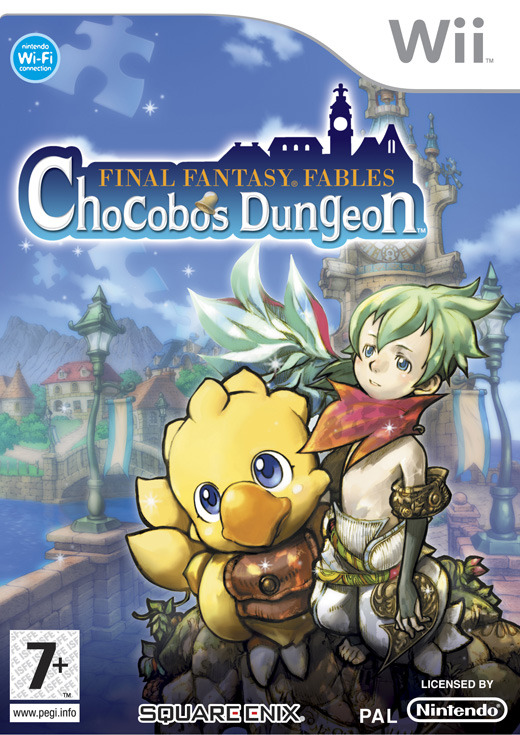Final Fantasy Fables: Chocobo's Dungeon for Wii