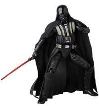 "Star Wars MAFEX Darth Vader 6.75"" Action Figure image"