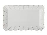Maxwell & Williams Blush Rectangular Platter - White (30x18.5cm)