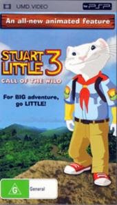 Stuart Little 3 - Call of the Wild for PSP