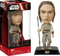 Star Wars: Rey Wacky Wobbler Bobble Head
