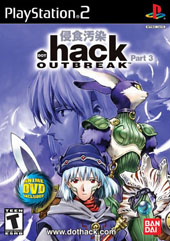 .hack Vol 3 - Outbreak for PlayStation 2