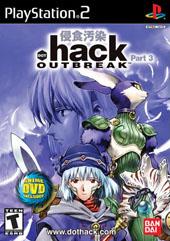 .hack Vol 3 - Outbreak for PlayStation 2