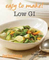 Good Housekeeping Easy To Make! Low GI by Good Housekeeping Institute image