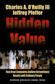 Hidden Value by Charles A O'Reilly