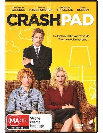 Crash Pad on DVD