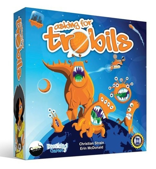 Asking for Trobils - Board Game