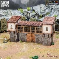 ColorED Scenery: Blackfall Gates