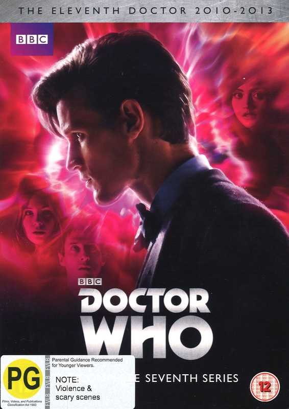 Doctor Who: The Complete Seventh Series on DVD