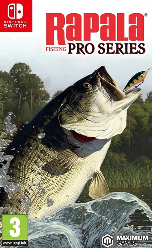 Rapala Fishing Pro Series for Switch