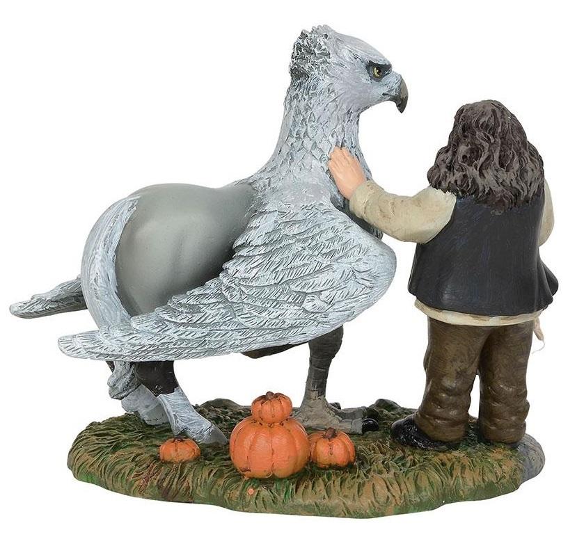Harry Potter: Hagrid & Hippogriff - Mini-Figure Set image