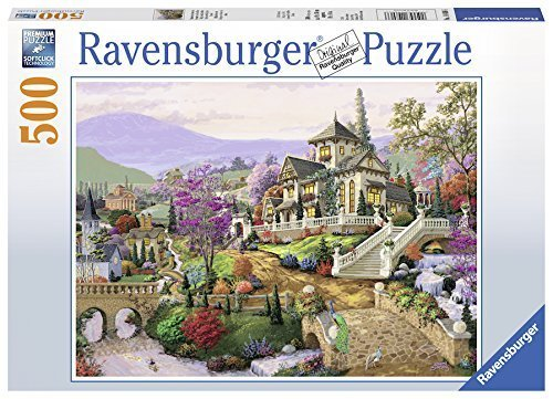 Ravensburger : Hillside Retreat Puzzle 500pc