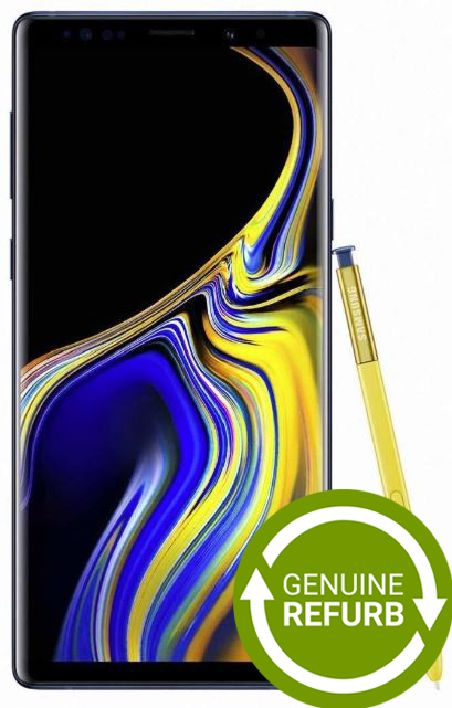 Samsung Galaxy Note 9 Smartphone 128GB - Blue [Refurbished]