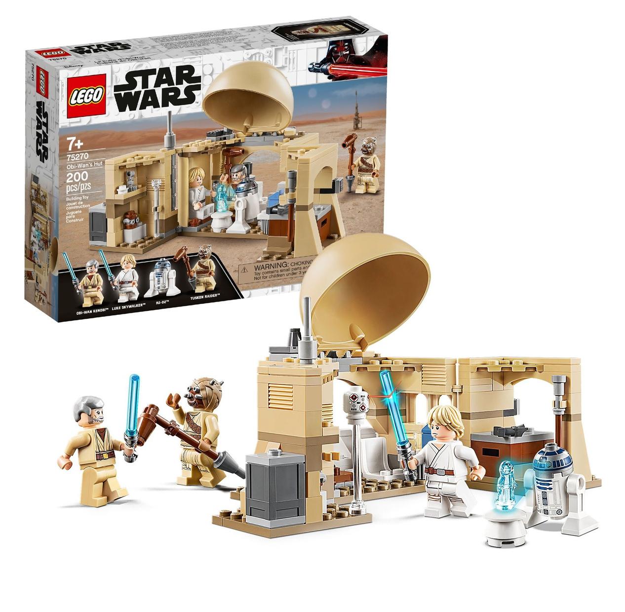 LEGO: Star Wars - Obi-Wan's Hut image