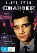 Chancer - Series 1 (4 Disc Set) on DVD