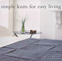 Simple Knits for Easy Living by Erika Knight image