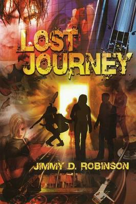 Lost Journey by Jimmy D. Robinson image