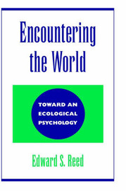 Encountering the World by Edward S. Reed image