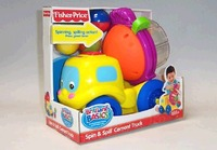 Fisher Price Spin & Spill Cement Truck image