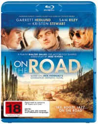 On the Road on Blu-ray
