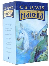 The Chronicles of Narnia (Complete Box Set) by C.S Lewis