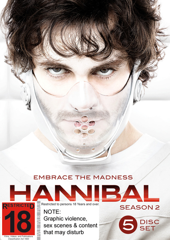 Hannibal - Season 2 on DVD
