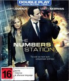 The Numbers Station (DVD/Blu-ray) DVD
