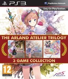The Arland Atelier Trilogy for PS3