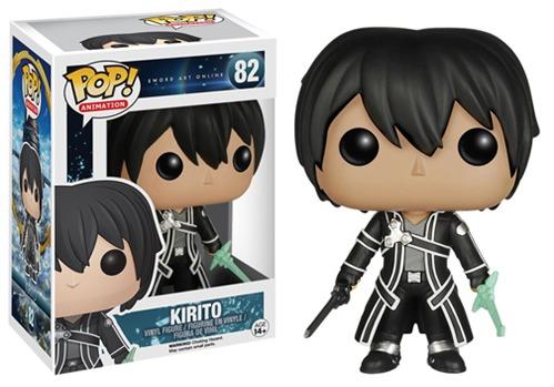 Sword Art Online - Kirito Pop! Vinyl Figure image
