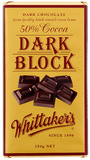 Whittaker's 50% Dark Block (250g)