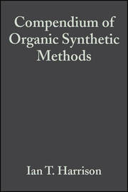 Compendium of Organic Synthetic Methods: v. 2 by I.T. Harrison image