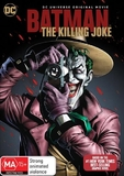 Batman: The Killing Joke on DVD