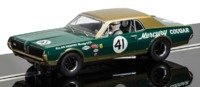 Scalextric: DPR '67 Cougar #41 Moffat - Slot Car