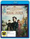 Miss Peregrines Home For Peculiar Children on Blu-ray, 3D Blu-ray