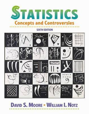Statistics by David S Moore