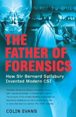 The Father of Forensics by Colin Evans image