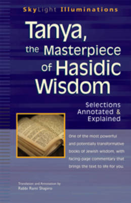 Tanya, the Masterpeice of Hasidic Wisdom image