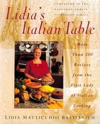 Lidia's Italian Table by Lidia Matticchio Bastianich image
