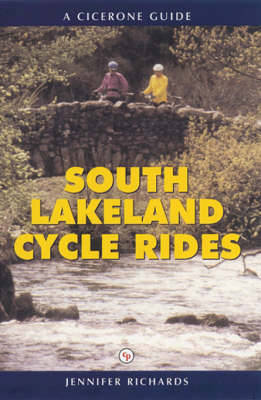 South Lakeland Cycle Rides by Jennifer Richards image
