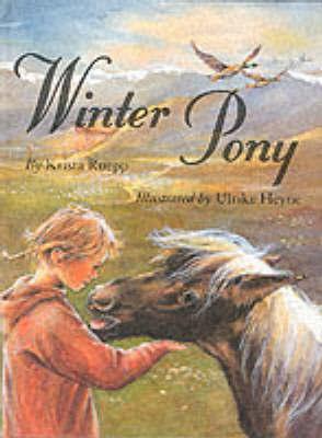 Winter Pony by Krista Ruepp