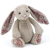 Jellycat: Bashful Bunny - Beige & Blossom